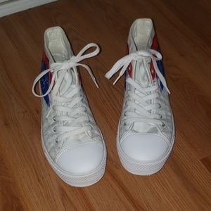 Puerto Rico sneakers